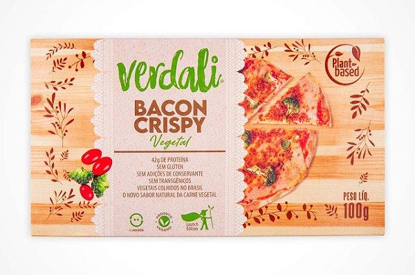 Bacon Crispy vegetal 100g - Verdali
