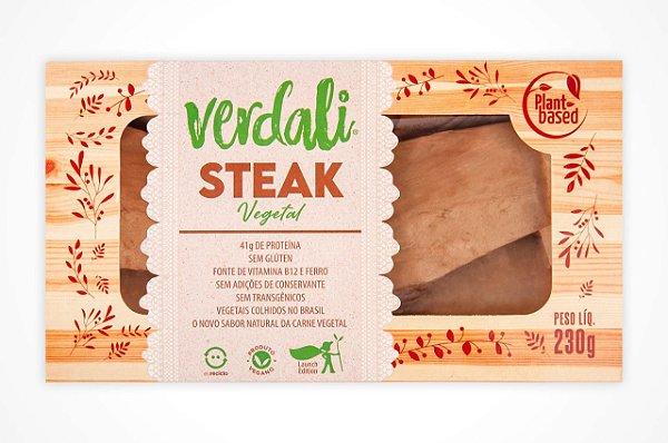 Steak Vegetal 230g - Verdali