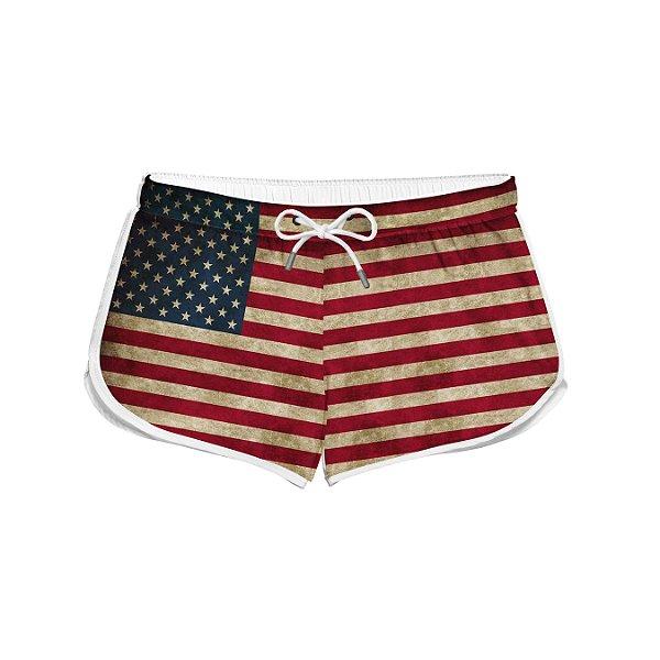 Short Feminino EUA