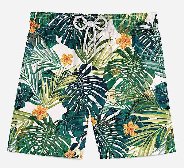 Short Praia Infantil Litoral Summer