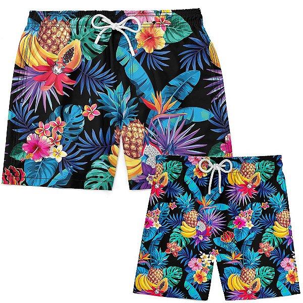 Kit Tal Pai Tal Filho Summer Fruits