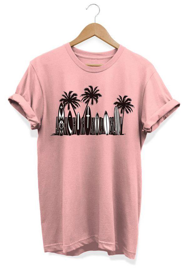 Camiseta Unissex Coqueiros