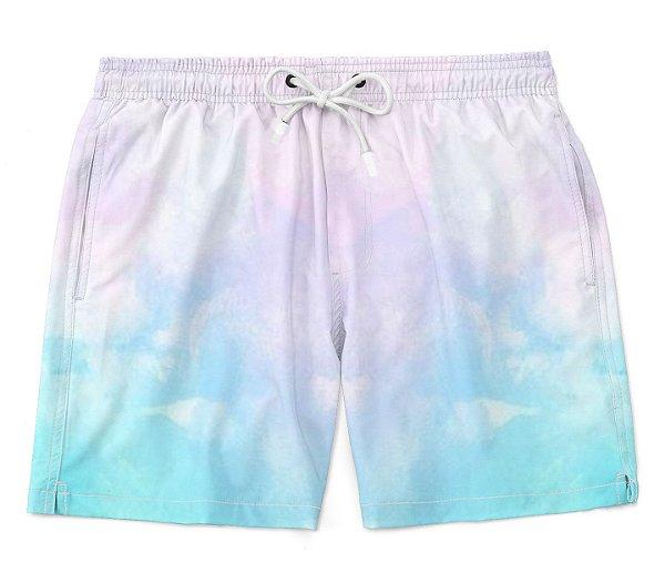 Bermuda Short Praia Tie Dye Color