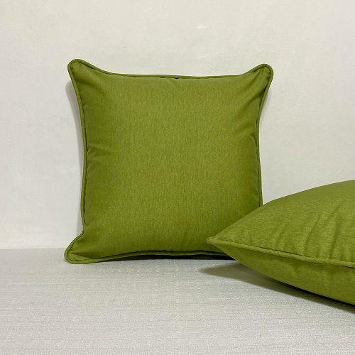 Capa para Almofada Impermeável Verde Folha