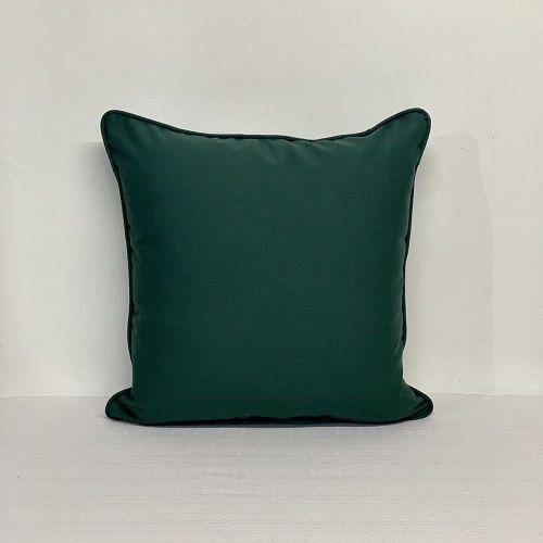Capa Para Almofada Com Vivo Lys Verde Escoces