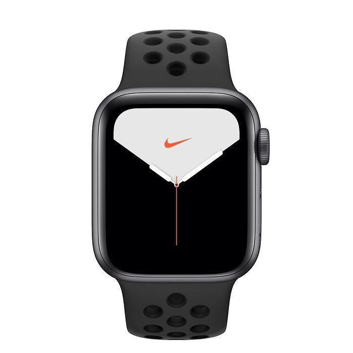 Apple Watch 5 - Pulseira Nike - Caixa de Alumínio