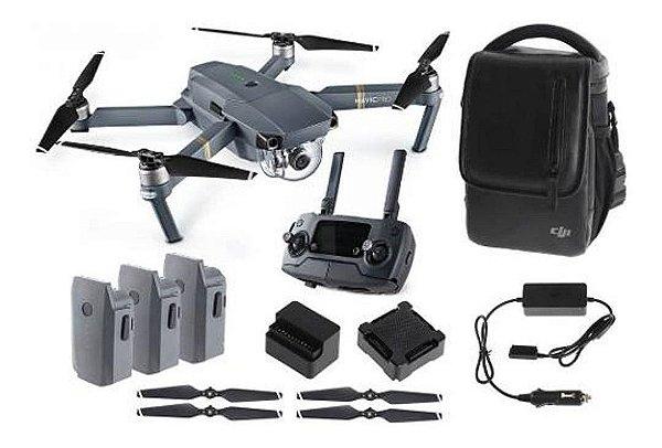 Drone Dji Mavic Pro Combo Fly More