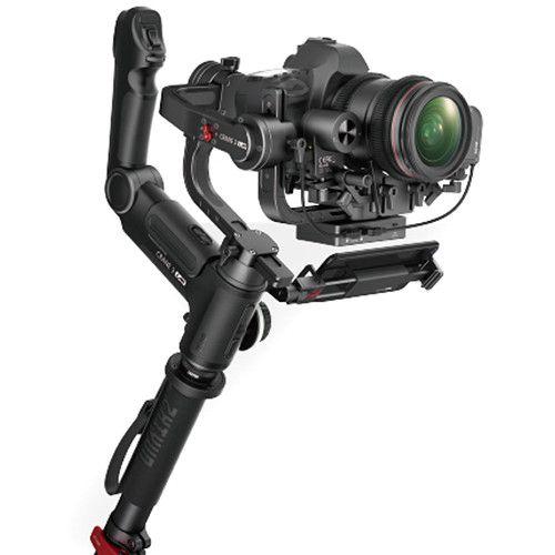 Kit Estabilizador Crane3 Lab Creator Package Para Câmeras Dslr E Mirrorless Zhiyun-tech