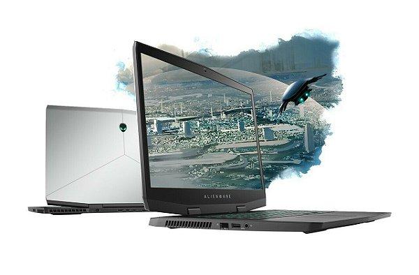 Alienware m17 Notebook Gamer 17.3 Polegadas i7 RTX 2060 16GB Ram 256GB SSD + 1TB HD