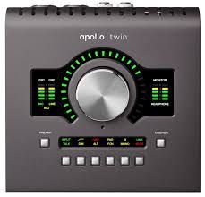 Universal Audio Apollo Twin MK II DUO   Thunderbolt Interface