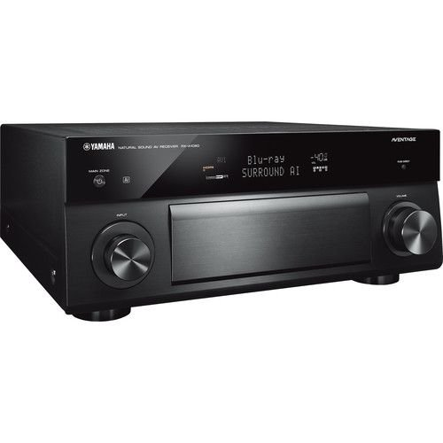 Receiver Yamaha Rx-a1080 Aventage 7.2