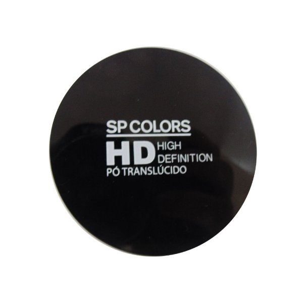 Pó solto translúcido Sp Colors HD High Definition
