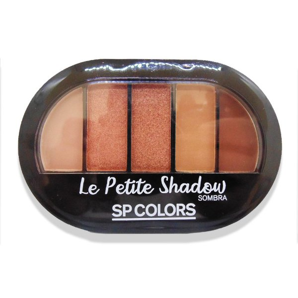 Paleta de sombra Sp Colors Le petite shadow