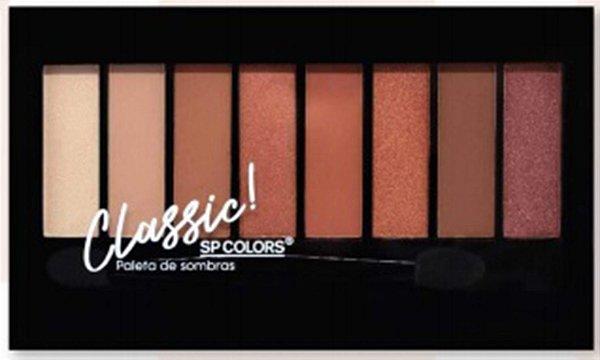Paleta de Sombra Sp Colors Classic!