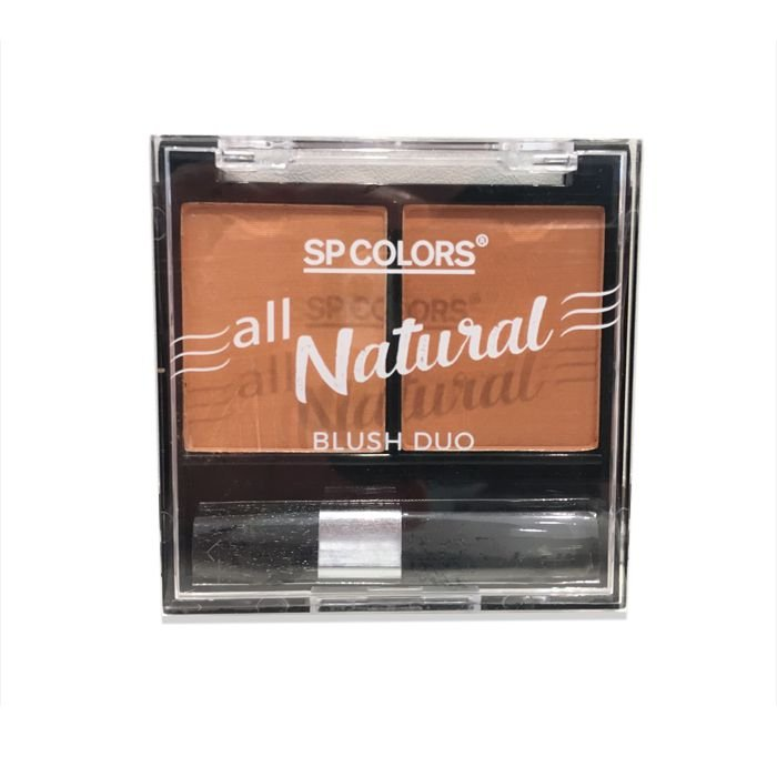 Blush Duo Sp Colors All Natural