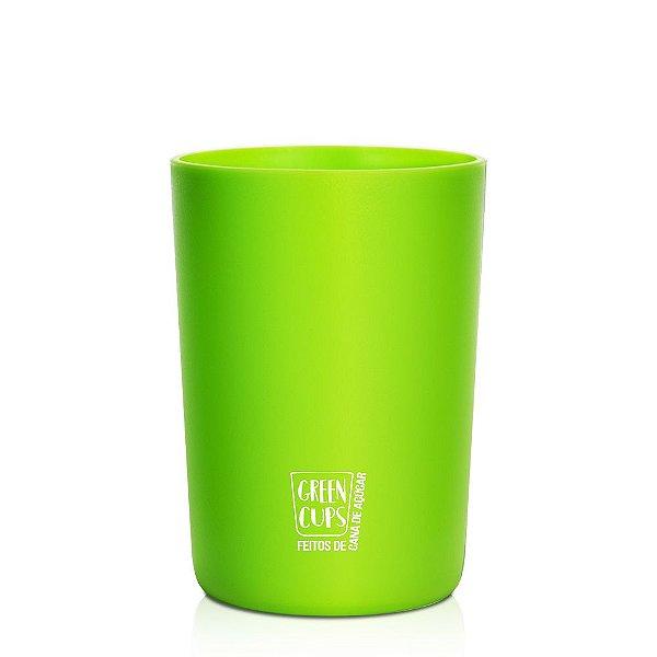 Green Cups Verde 320ml - Copo Eco Cana de Açúcar