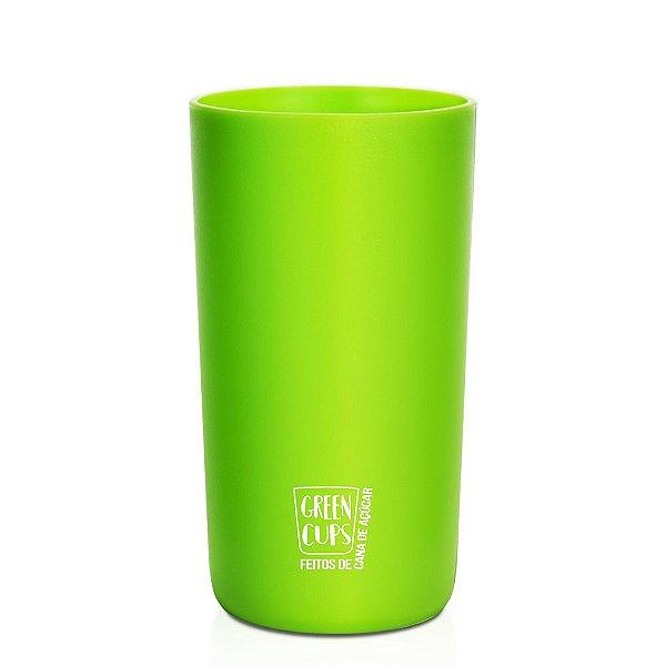 Green Cups Verde 280ml - Copo Eco Cana de Açúcar