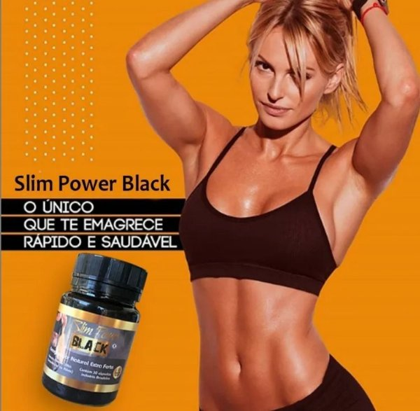 Slim Power Black