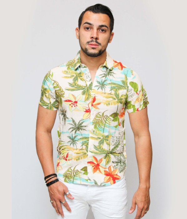 Camisa Brothers Floral