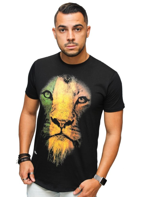 Camiseta Long Brothers Safari