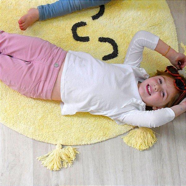 Tapete Infantil 100 Diâmetro Lorena Canals Youre My Sunshine
