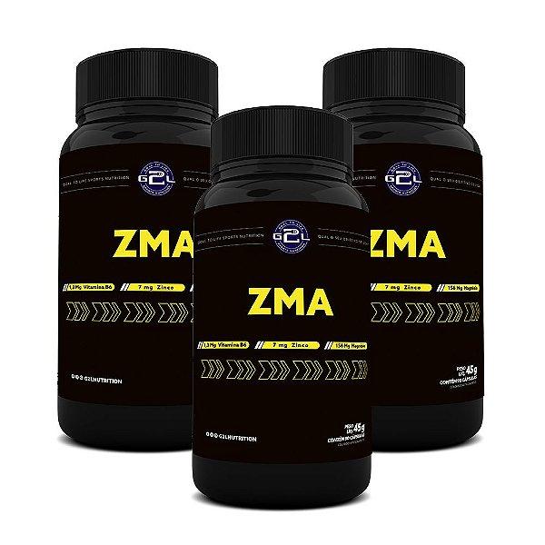 COMBO ZMA 90 CAPS - 3 UNIDADES