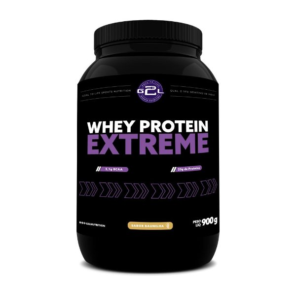 WHEY PROTEIN EXTREME G2L 900G