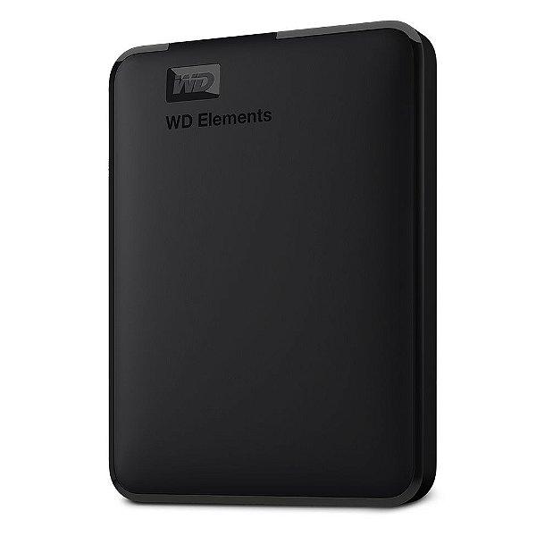 HD EXTERNO WD ELEMENTS PORTATIL 2 TB