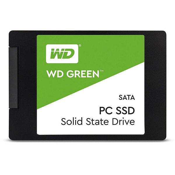 """SSD WD GREEN 120GB 2.5"""" SATA 3.0 (6Gb/s)"""