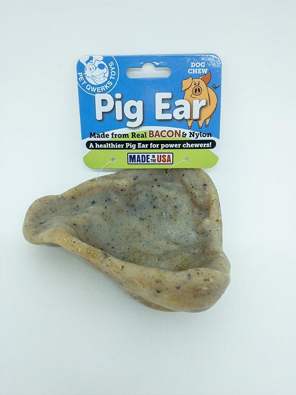 PET QWERKS TOYS Pig Ear