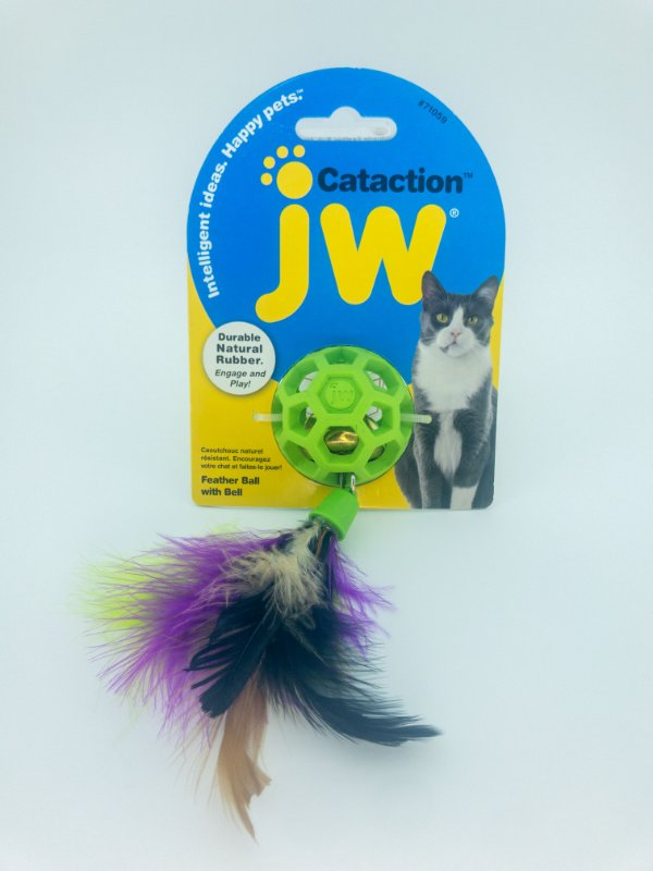 JW Feather Ball