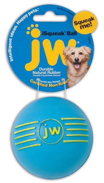 JW Squeaky Ball