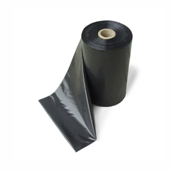 Lona Plástica Preta 8x50 50KG Ref 200 Extra Forte