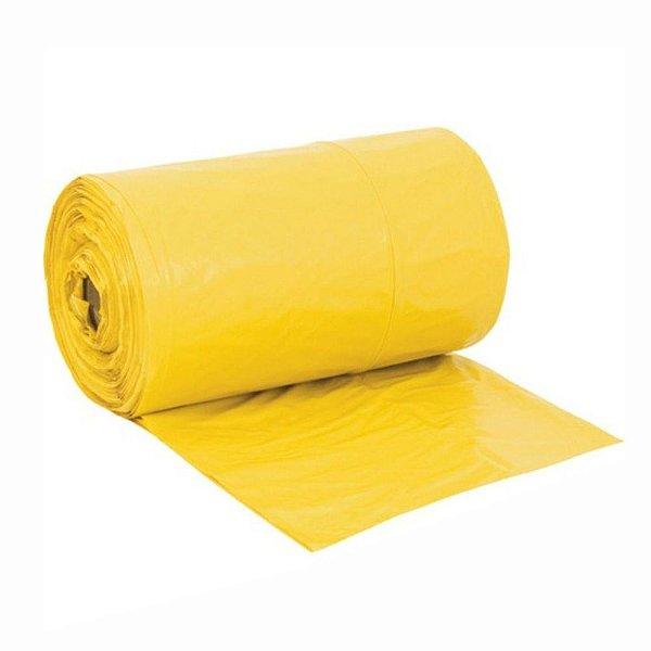 Lona Plástica Amarela 4X100 50KG Ref 200