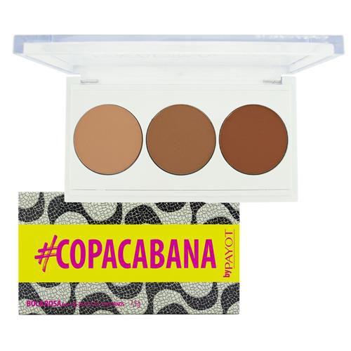 PALETA CONTORNO BOCA ROSA BEAUTY #COPACABANA