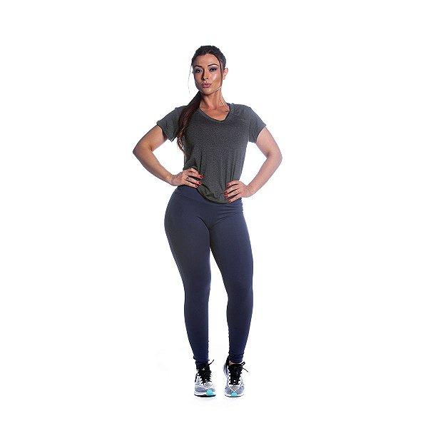 Conjunto Camiseta e Legging Lisa Movimento e Cia