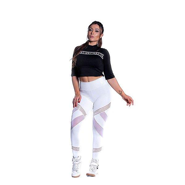 Conjunto Blusa e Legging Sensations Movimento e Cia
