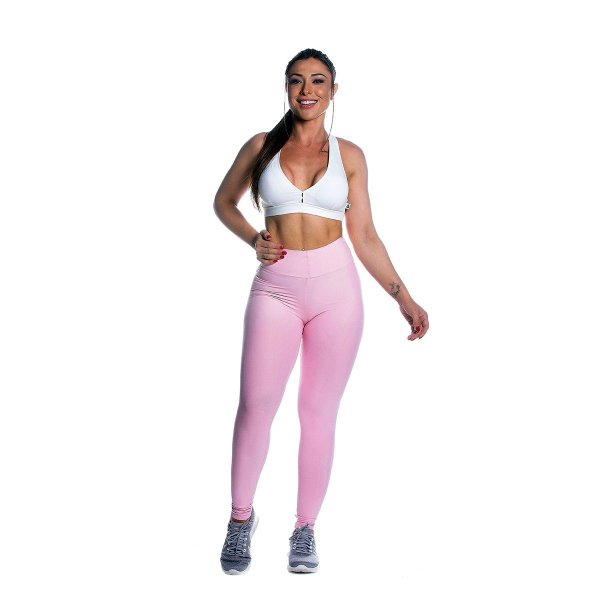 Conjunto Top e Legging Light Power Movimento e Cia
