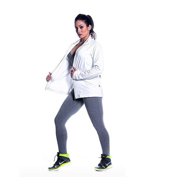 Conjunto Top Legging  e Jaqueta Movimento e Cia