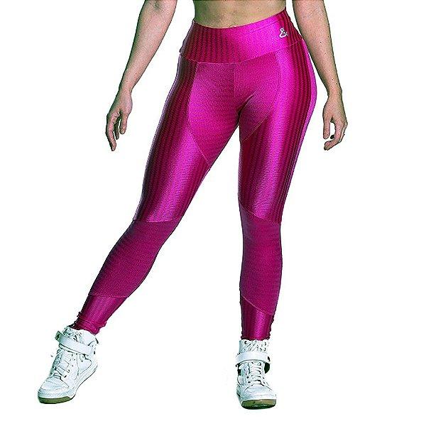 Legging Oregon Recorte Pink Love Movimento e Cia