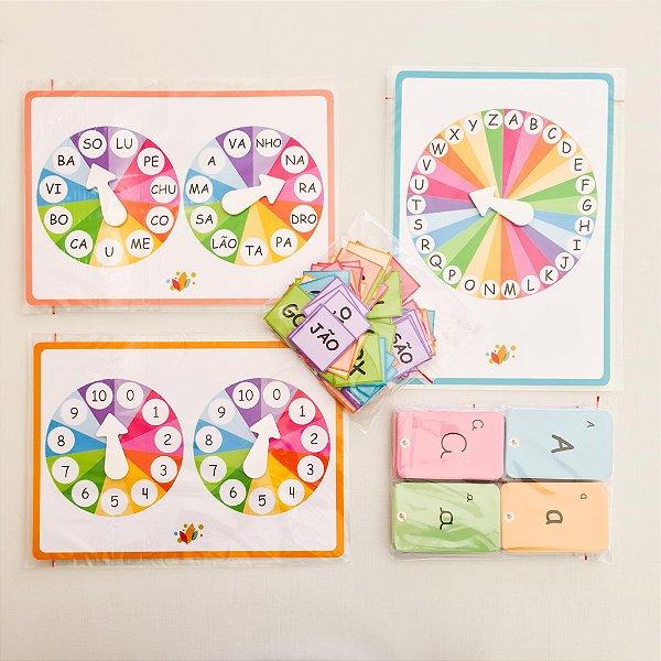 Caixa Pedagógica ♡ In Love ♡