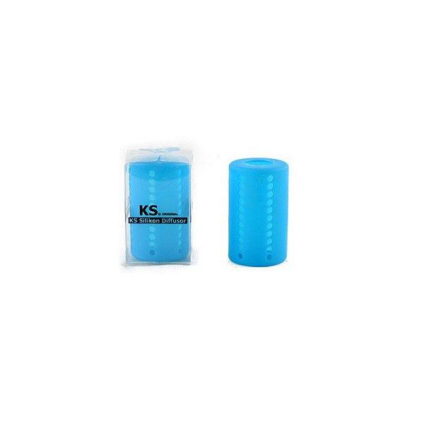 Difusor de Silicone KS Azul