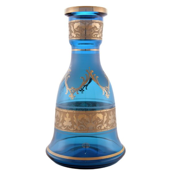 Vaso Bohemian El Nefes 1001 Noites Light Blue