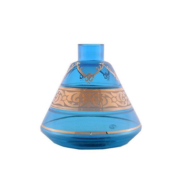 Vaso Bohemian El Nefes Azizah Light Blue