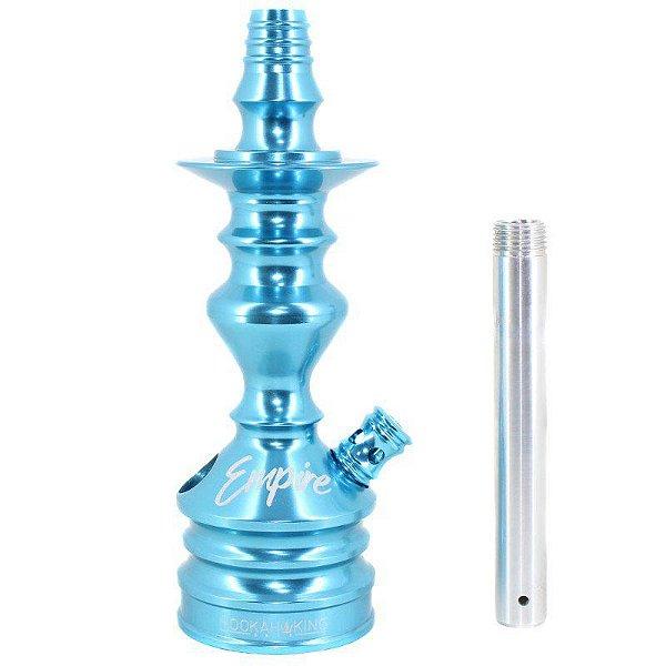 Stem Narguile Hookah King Empire Blue