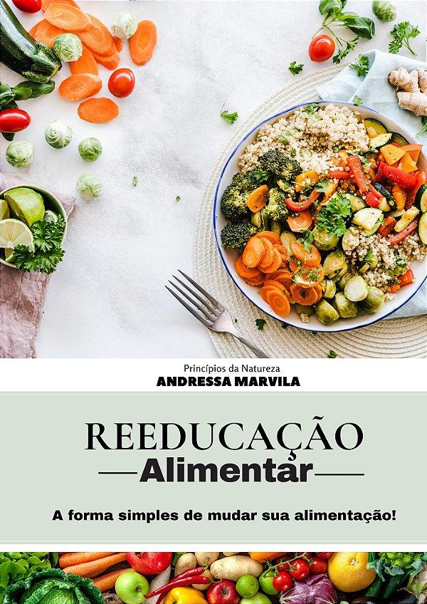 Atacado 10 Revistas -  Reeducação Alimentar frete grátis- Impressa