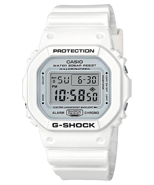 casio g-shock mini white