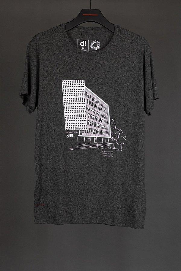 camiseta quadra modelo