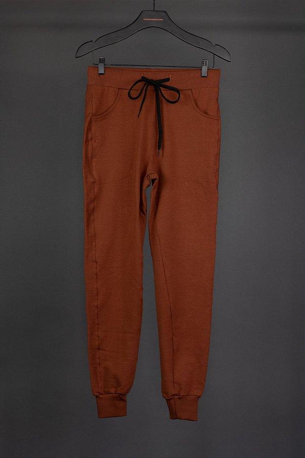 calça dane-se marrom (fem)