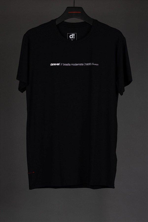 camiseta collection preto